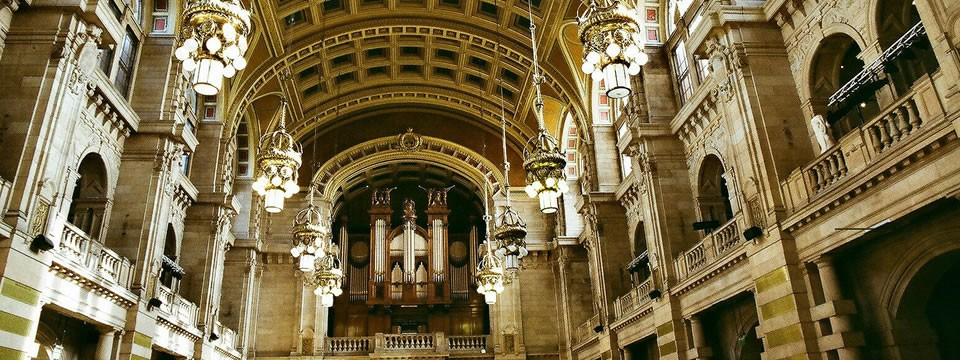 Glasgow & its Kelvingrove Museum